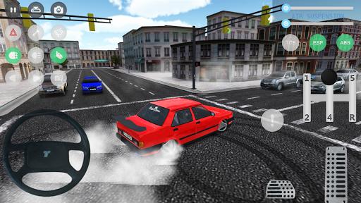 Car Parking and Driving Simulator 1 تصوير الشاشة