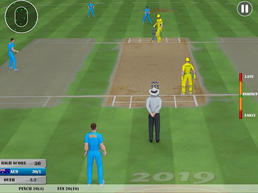 Cricket World Tournament Cup 2020: Play Live Game screenshot 5