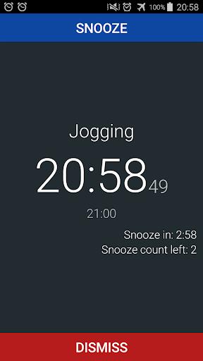 Alarms, tasks, reminder, calendar - all in one screenshot 4