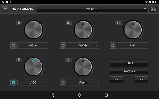 jetAudio HD Music Player 13 تصوير الشاشة