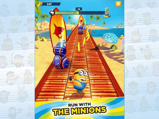 Minion Rush: Despicable Me Official Game screenshot 11