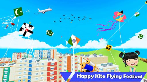 India Vs Pakistan Kite fly festival: Pipa basant screenshot 4