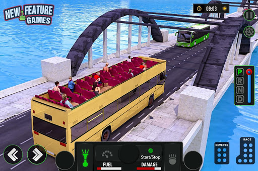 Super Bus Arena: Modern Bus Coach Simulator 2020 screenshot 12