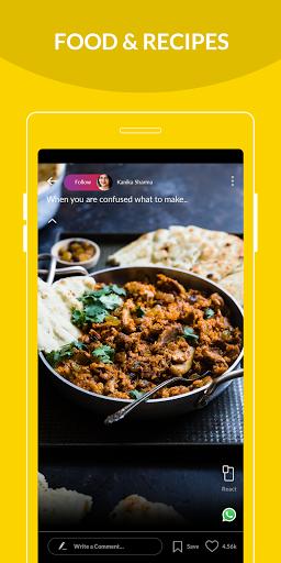 Trell - Made in India | Lifestyle Videos App 3 تصوير الشاشة