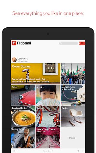 Flipboard - Latest News, Top Stories & Lifestyle screenshot 7