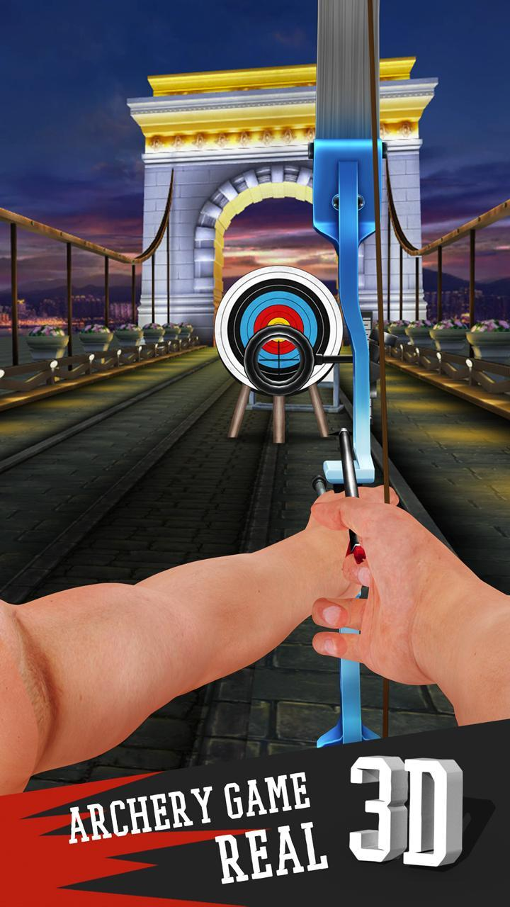Archery 4 تصوير الشاشة