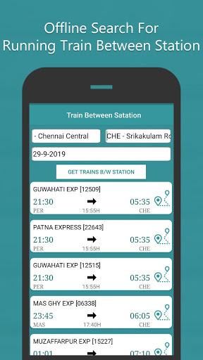 Where is my Train - Train Live Location & Status 7 تصوير الشاشة