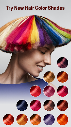 Hair Color Changer screenshot 5