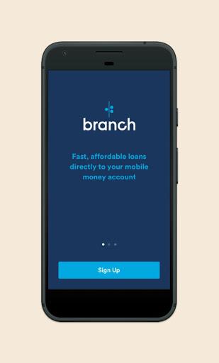 Branch - Personal Finance App screenshot 1