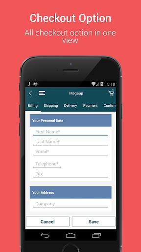 Niftyapp - Magento Mobile App screenshot 8