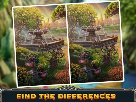 Spot the difference Forest- Find It 2 تصوير الشاشة