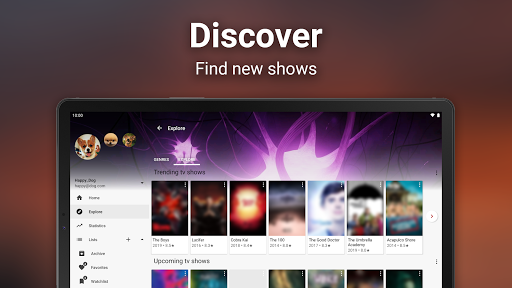 SeriesFad - Your shows manager 21 تصوير الشاشة