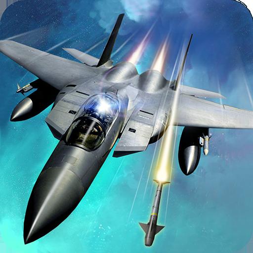 ikon Pejuang langit 3D - Sky Fighters