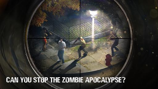 Zombie Hunter: Survive the Undead Horde Apocalypse 2 تصوير الشاشة