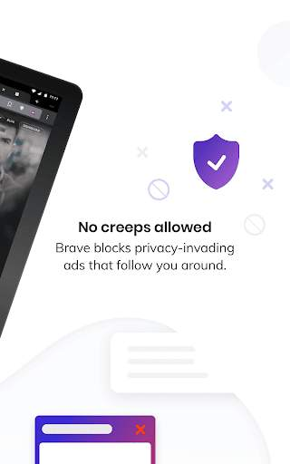 Brave Private Browser: Fast, safe web browser app screenshot 14