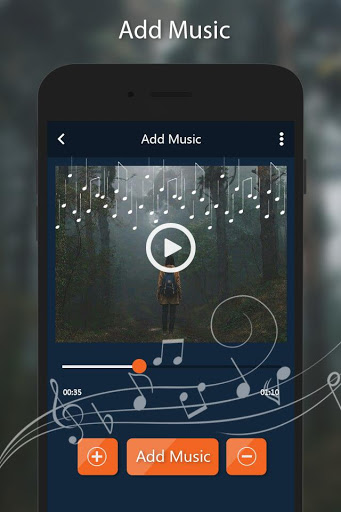 Video Editor with Music скриншот 5