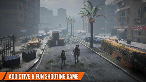 DEAD TARGET: Offline Zombie Games screenshot 1