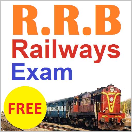 RRB NTPC Railways Exam أيقونة