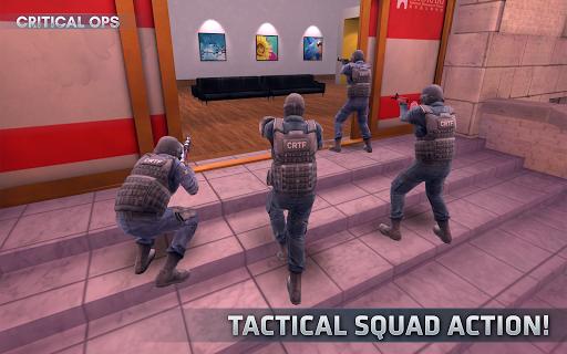 Critical Ops: Multiplayer FPS screenshot 23