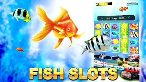 Slot Machine: Fish Slots screenshot 1