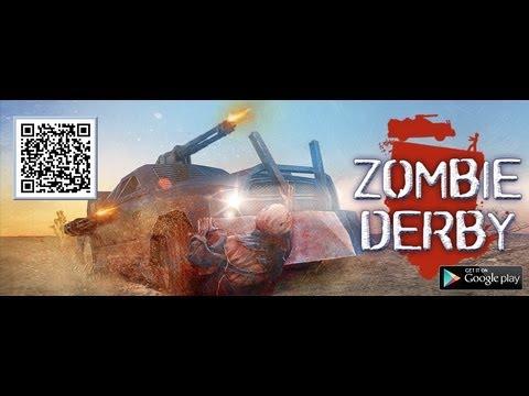 Zombie Derby 1 تصوير الشاشة