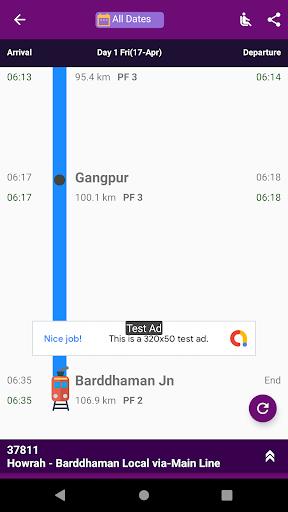 Kolkata Suburban Trains screenshot 4