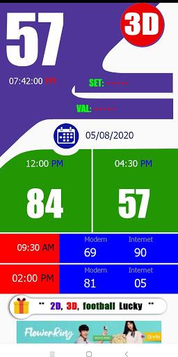 2D3D-AungThuYa screenshot 1