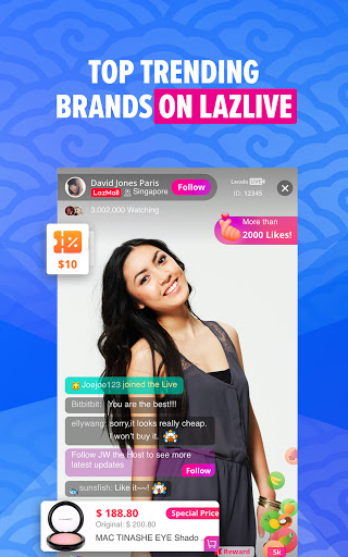 Lazada Singapore - #1 Online Shopping App 14 تصوير الشاشة