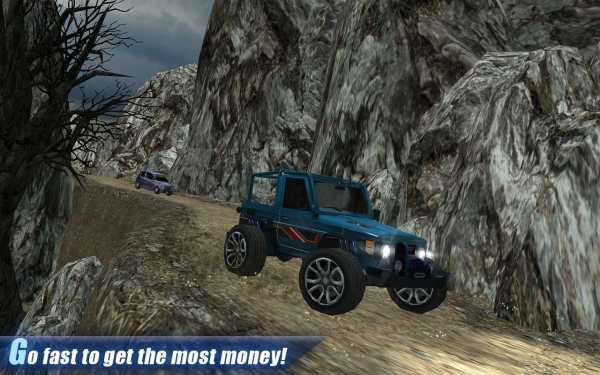 Off Road 4x4 Hill Jeep Driver screenshot 3