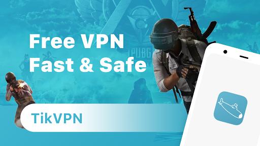 TikVPN - быстрый и безопасный VPN-прокси скриншот 1