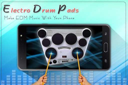 Electro Music Drum Pads: Real Drums Music Game screenshot 6