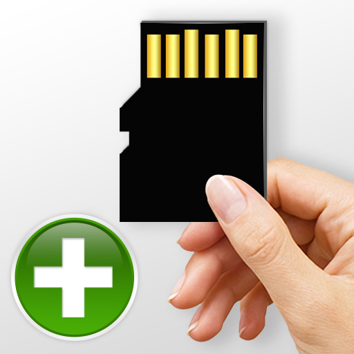 SD Card Data Recovery Help icon