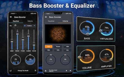 Equalizer Pro - Volume Booster & Bass Booster screenshot 8