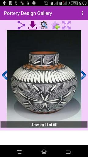 Pottery Design Gallery screenshot 3