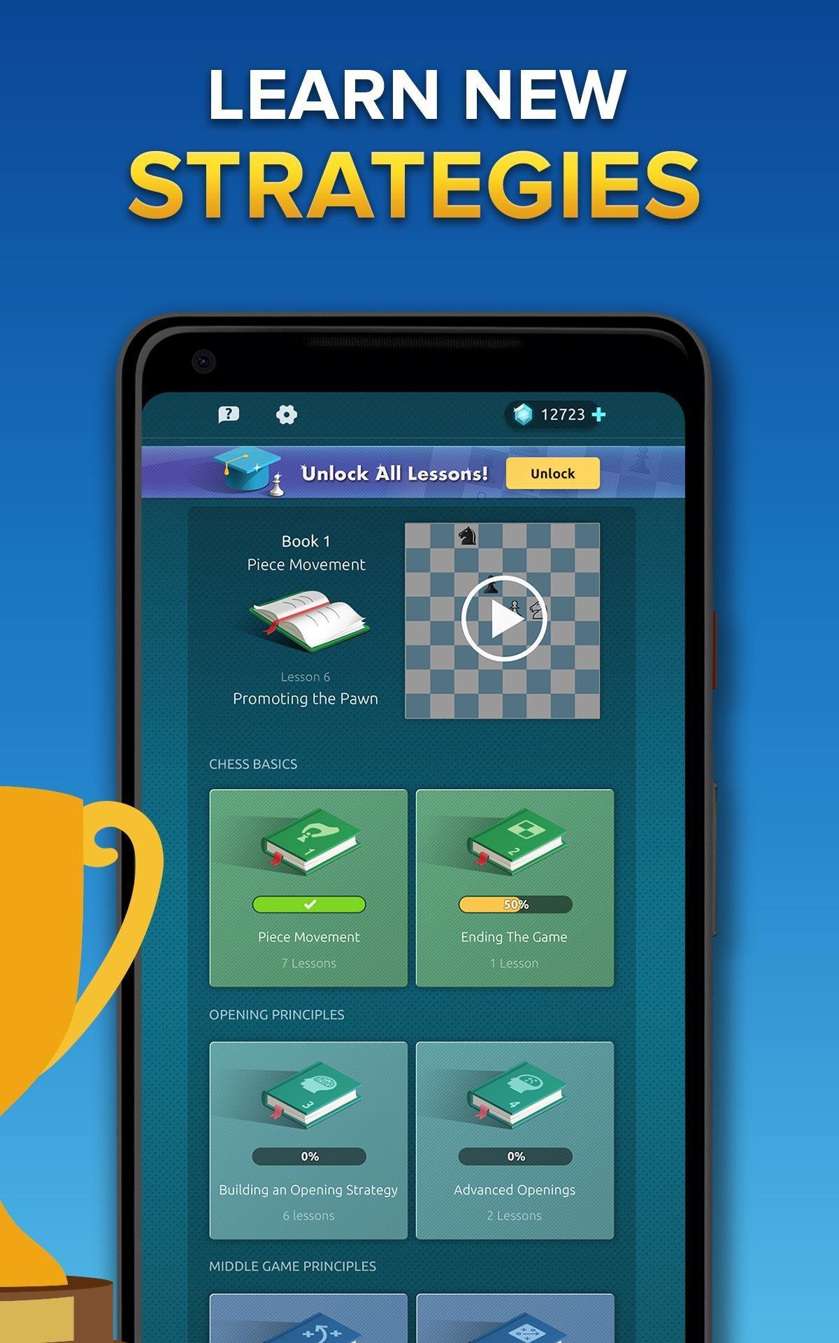 Chess Stars - Play Online screenshot 20