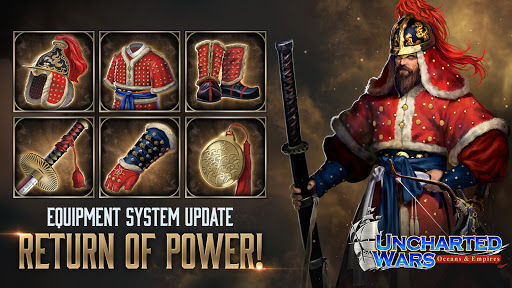 Uncharted Wars: Oceans & Empires screenshot 10