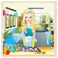 Gina - House Cleaning Games on 9Apps