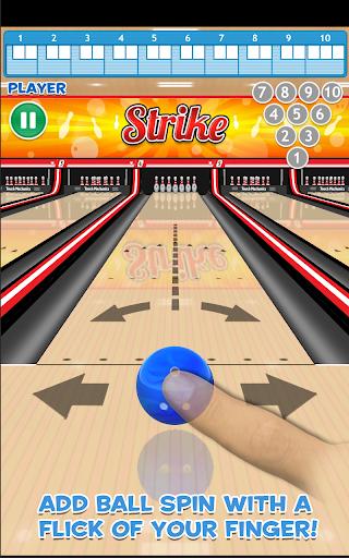 Strike! Ten Pin Bowling 11 تصوير الشاشة