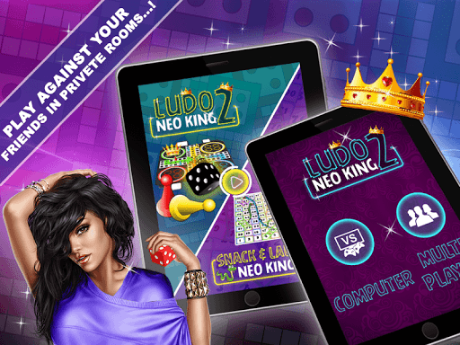 Ludo Neo King 2 screenshot 2