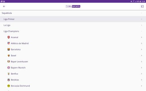 beIN SPORTS screenshot 16