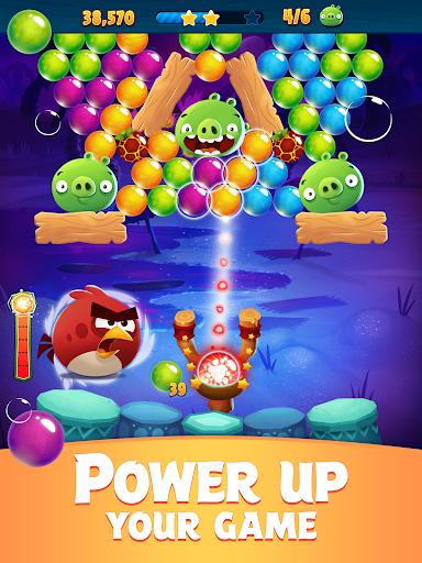 Angry Birds POP Bubble Shooter 9 تصوير الشاشة