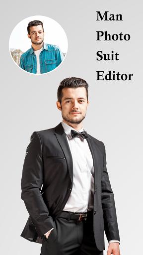 Man Suit Photo Editor screenshot 10
