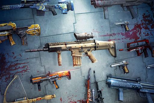 Zombie Frontier 3: قناص بندقية 6 تصوير الشاشة