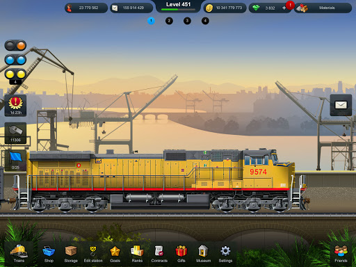 Train Station: ट्रेन भार परिवहन सिम्युलेटर स्क्रीनशॉट 2