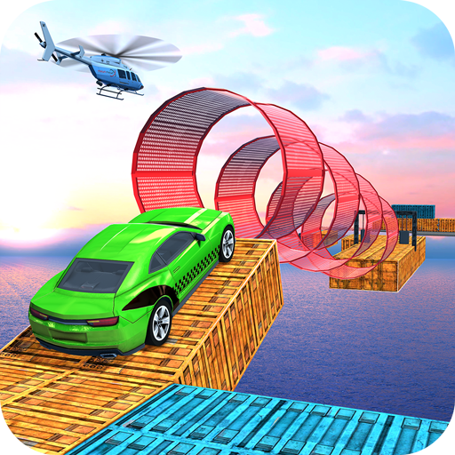 Impossible Race Tracks: Car Stunt Games 3d 2020 icon
