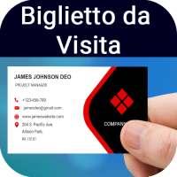 Biglietto da visita gratis app modelli stampa foto on 9Apps