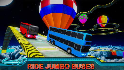 Impossible Bus Stunt Driving Game: Bus Stunt 3D screenshot 2