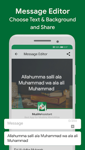 Muslim Assistant - Prayer Times, Azan, Qibla screenshot 8