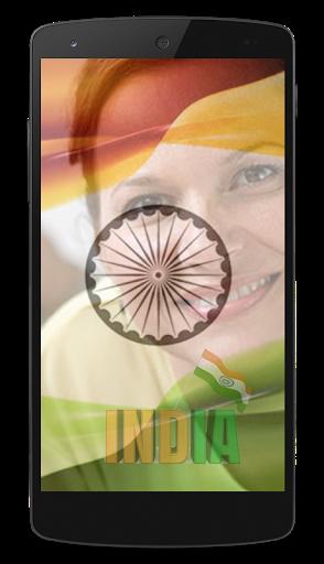 India Flag DP Photo Frame | 15 August photo frame screenshot 5