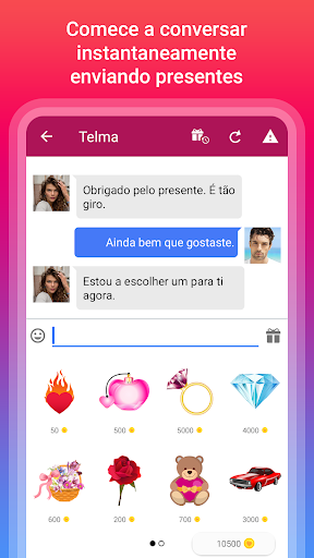 Waplog - Bate-Papo, Encontros, Namoro, Rede Social screenshot 3
